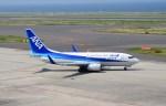 よんすけさんが、中部国際空港で撮影した全日空 737-781の航空フォト(写真)