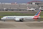 camelliaさんが、羽田空港で撮影したアメリカン航空 787-9の航空フォト(写真)