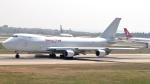誘喜さんが、アタテュルク国際空港で撮影したカリッタ エア 747-4B5F/SCDの航空フォト(写真)