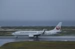 だいまる。さんが、久米島空港で撮影した日本トランスオーシャン航空 737-8Q3の航空フォト(写真)