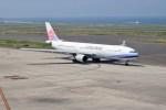 よんすけさんが、中部国際空港で撮影したチャイナエアライン A330-302の航空フォト(写真)