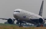 ひげじいさんが、庄内空港で撮影した全日空 767-381/ERの航空フォト(写真)