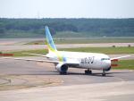 むらさめさんが、新千歳空港で撮影したAIR DO 767-381の航空フォト(写真)