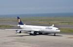 よんすけさんが、中部国際空港で撮影したルフトハンザドイツ航空 A340-313Xの航空フォト(写真)