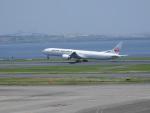 HNDマンさんが、羽田空港で撮影した日本航空 777-346/ERの航空フォト(写真)