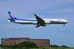 yoshibouさんが、成田国際空港で撮影した全日空 777-381/ERの航空フォト(写真)