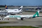 JA946さんが、関西国際空港で撮影したエアソウル A321-231の航空フォト(写真)