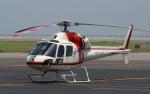 asuto_fさんが、大分空港で撮影した朝日航洋 AS355F Ecureuil 2の航空フォト(写真)