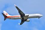 Hiro Satoさんが、スワンナプーム国際空港で撮影した奥凱航空 737-8KFの航空フォト(写真)