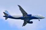Hiro Satoさんが、スワンナプーム国際空港で撮影したインディゴ A320-232の航空フォト(写真)