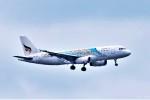 Hiro Satoさんが、スワンナプーム国際空港で撮影したバンコクエアウェイズ A320-232の航空フォト(写真)