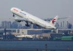 タミーさんが、羽田空港で撮影した中国東方航空 777-39P/ERの航空フォト(写真)