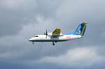 南国の防人さんが、那覇空港で撮影した琉球エアーコミューター DHC-8-103 Dash 8の航空フォト(写真)