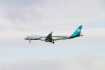 jombohさんが、フランクフルト国際空港で撮影したエア・ドロミティ ERJ-190-200 LR (ERJ-195LR)の航空フォト(写真)