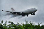 パンダさんが、成田国際空港で撮影したアシアナ航空 747-48EM(BDSF)の航空フォト(飛行機 写真・画像)