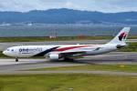 T.Sazenさんが、関西国際空港で撮影したマレーシア航空 A330-323Xの航空フォト(写真)