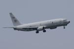 NOTE00さんが、三沢飛行場で撮影したアメリカ海軍 P-8A (737-8FV)の航空フォト(写真)