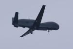 NOTE00さんが、三沢飛行場で撮影したアメリカ空軍 RQ-4 Global Hawkの航空フォト(飛行機 写真・画像)