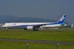md11jbirdさんが、伊丹空港で撮影した全日空 777-381/ERの航空フォト(写真)