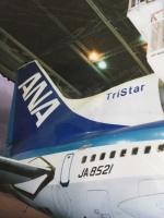 うたさんが、羽田空港で撮影した全日空 L-1011-385-1 TriStar 1の航空フォト(写真)