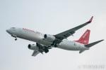 遠森一郎さんが、福岡空港で撮影したイースター航空 737-808の航空フォト(写真)