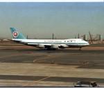 エルさんが、羽田空港で撮影した全日空 747SR-81の航空フォト(写真)