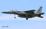 RINA-200さんが、小松空港で撮影したアメリカ空軍 F-15D-35-MC Eagleの航空フォト(写真)
