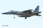 RINA-200さんが、小松空港で撮影したアメリカ空軍 F-15C-33-MC Eagleの航空フォト(写真)
