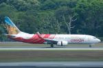 よっしぃさんが、シンガポール・チャンギ国際空港で撮影したエア・インディア・エクスプレス 737-8HJの航空フォト(写真)