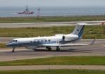 LOTUSさんが、関西国際空港で撮影した海上保安庁 G-V Gulfstream Vの航空フォト(写真)
