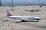 よんすけさんが、中部国際空港で撮影したチャイナエアライン 737-8ALの航空フォト(写真)