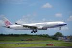 JA8037さんが、成田国際空港で撮影したチャイナエアライン A330-302の航空フォト(写真)