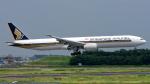 コージーさんが、成田国際空港で撮影したシンガポール航空 777-312/ERの航空フォト(写真)