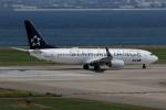 MOHICANさんが、関西国際空港で撮影した全日空 737-881の航空フォト(写真)