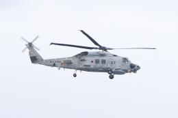 キイロイトリさんが、大村航空基地で撮影した海上自衛隊 SH-60Kの航空フォト(写真)