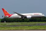 コージーさんが、成田国際空港で撮影したエア・インディア 787-8 Dreamlinerの航空フォト(写真)