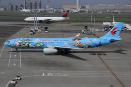 Bulu minさんが、羽田空港で撮影した中国東方航空 A330-343Xの航空フォト(写真)