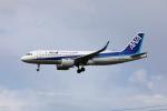 VEZEL 1500Xさんが、成田国際空港で撮影した全日空 A320-271Nの航空フォト(写真)