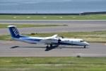 よんすけさんが、中部国際空港で撮影したANAウイングス DHC-8-402Q Dash 8の航空フォト(写真)