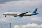VEZEL 1500Xさんが、成田国際空港で撮影したガルーダ・インドネシア航空 777-3U3/ERの航空フォト(写真)