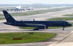 B14A3062Kさんが、関西国際空港で撮影したTAG エイビエーション UK 757-2K2の航空フォト(写真)