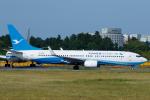 よっしぃさんが、成田国際空港で撮影した厦門航空 737-86Nの航空フォト(写真)