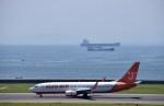 よんすけさんが、中部国際空港で撮影したチェジュ航空 737-8Q8の航空フォト(写真)