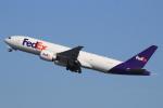 キイロイトリさんが、関西国際空港で撮影したフェデックス・エクスプレス 777-FS2の航空フォト(写真)