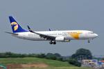 コージーさんが、成田国際空港で撮影したMIATモンゴル航空 737-8SHの航空フォト(写真)