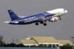 planetさんが、ドンムアン空港で撮影したタイ・エアアジア A320-214の航空フォト(飛行機 写真・画像)