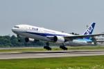left eyeさんが、高松空港で撮影した全日空 777-281/ERの航空フォト(写真)