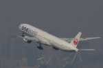飛行機ゆうちゃんさんが、羽田空港で撮影した日本航空 777-346の航空フォト(写真)