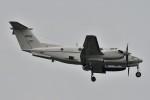 harahara555さんが、横田基地で撮影したアメリカ陸軍 C-12U-3 Huron (B200C)の航空フォト(写真)