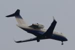 imosaさんが、羽田空港で撮影した不明 CL-600-2B16 Challenger 605の航空フォト(写真)